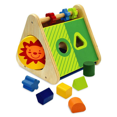 I'm Toy Triangle Activity