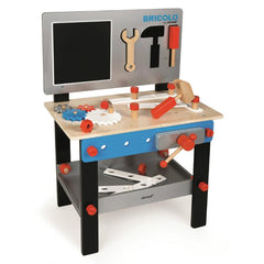 DIY Magnetic Workbench Blue