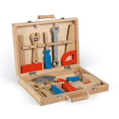Janod BricoKids Tool Box Open