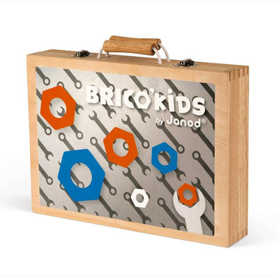 Janod BricoKids Tool Box Closed