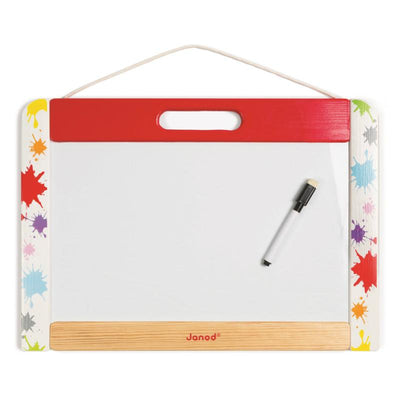 Janod Splash Magnetic Board White