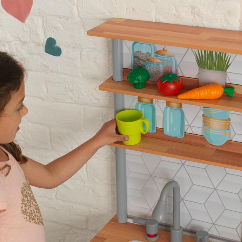 KidKraft Gourmet Chef Play Kitchen
