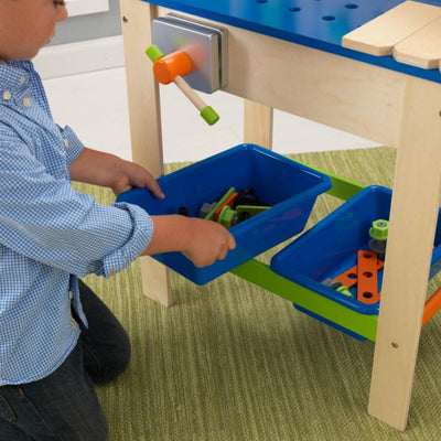 KidKraft Deluxe Work Bench with Tools