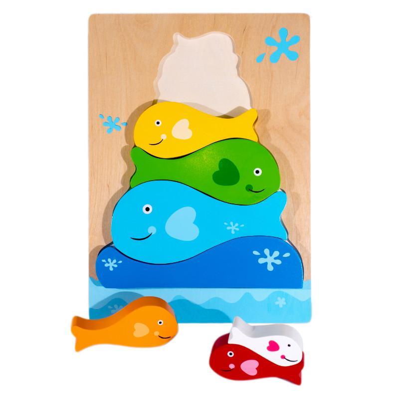 Kiddie Connect Fish Stacker