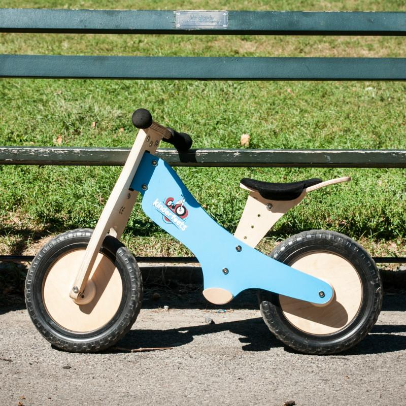Kinderfeets Balance Bike - Blue
