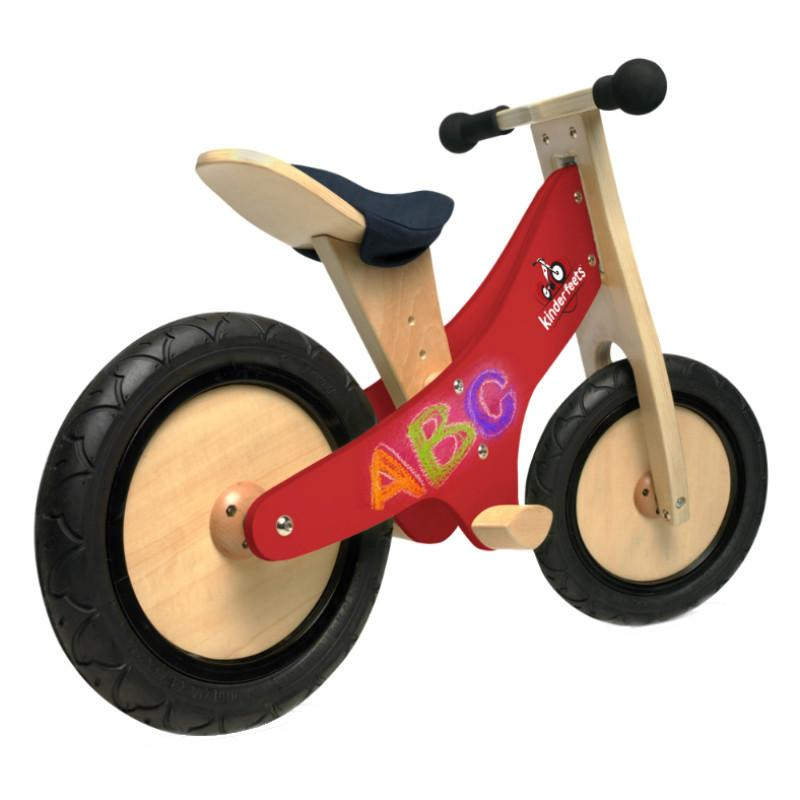 Kinderfeets Balance Bike - Red