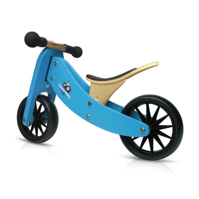 Kinderfeets Tiny Tot 2 in 1 - Blue