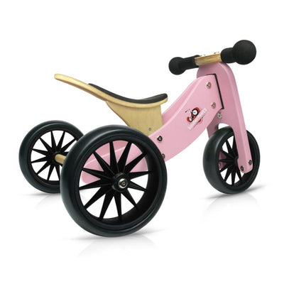Kinderfeets Tiny Tot 2 in 1 - Pink