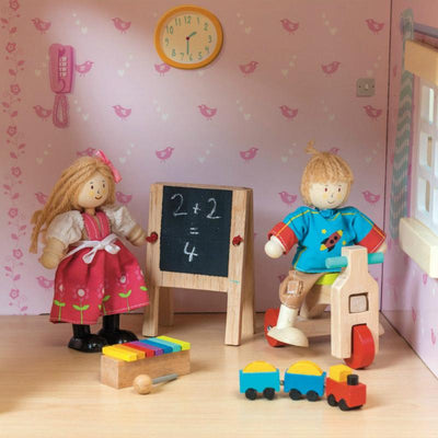 Le Toy Van Play-Time Dolls' House Accessory Pack
