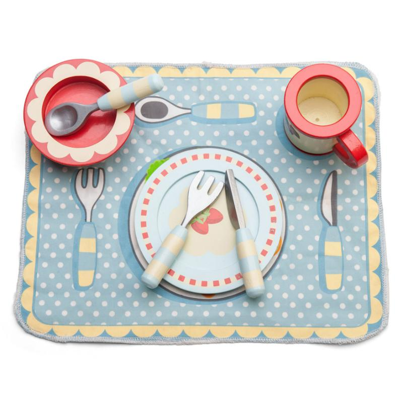 Le Toy Van Honeybee Dinner Set