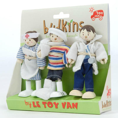 Le Toy Van Budkins Medical Triple Set