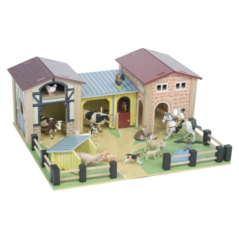 Le Toy Van The Farmyard