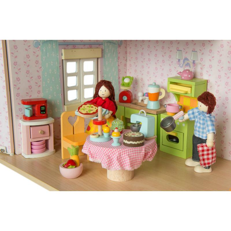 Le Toy Van Tea-Time Kitchen Accessory Pack