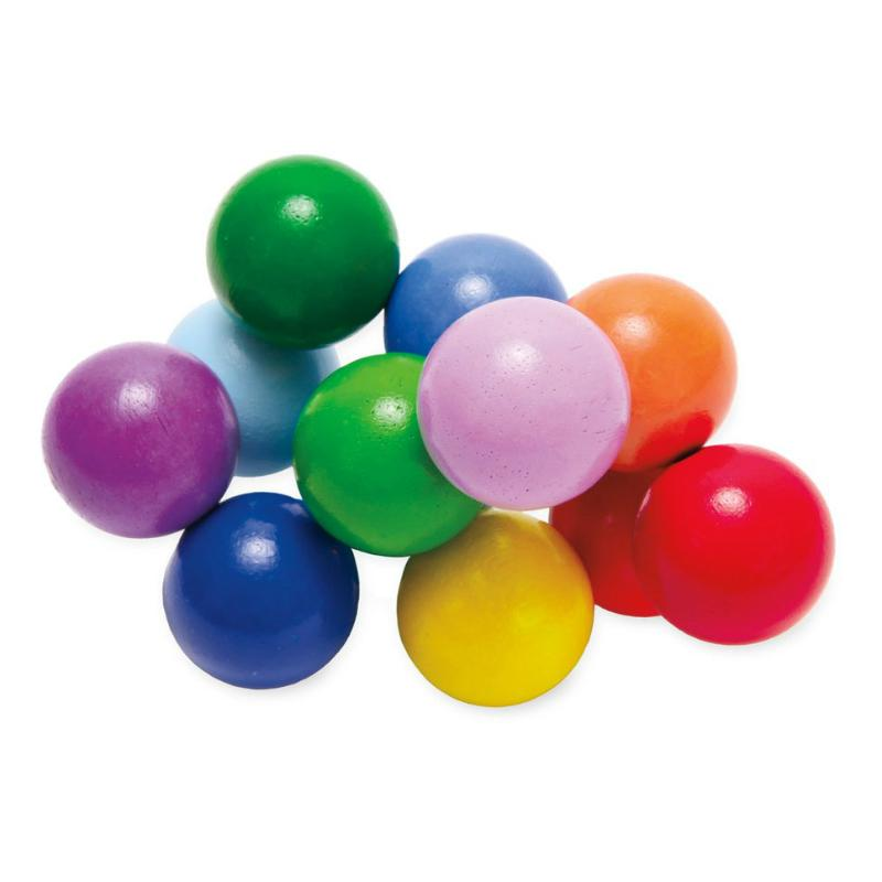 The Manhattan Toy Company Colourful Classic Baby Beads