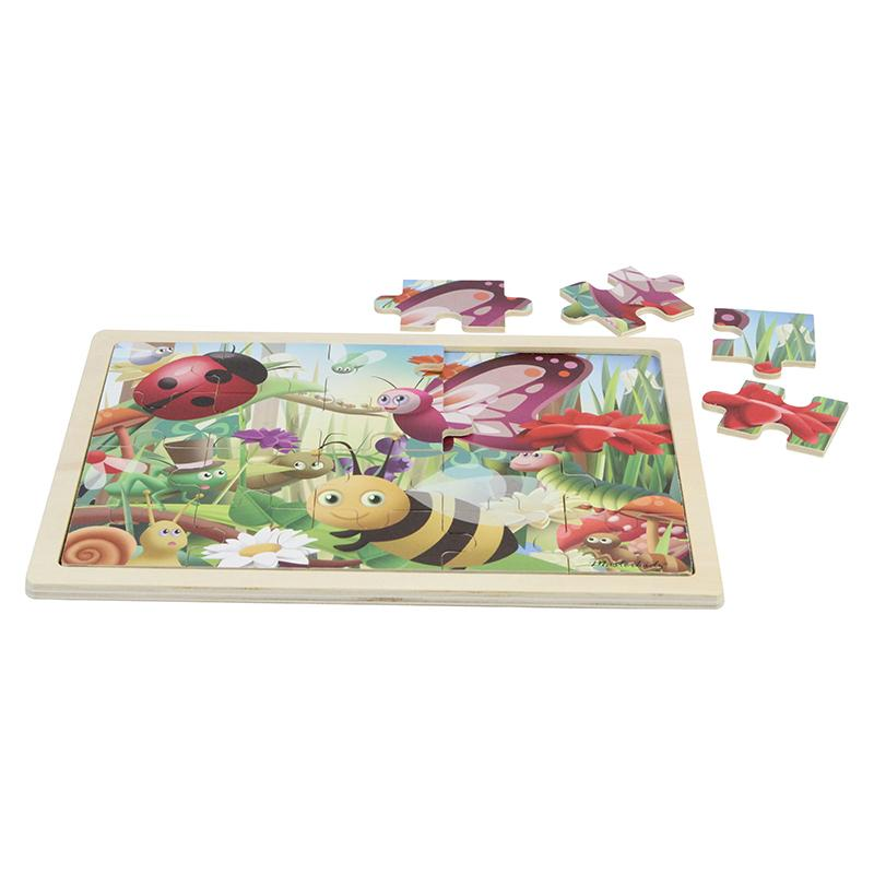 Masterkidz Insects Puzzle
