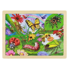 Insects 48 Piece Jigsaw Puzzle
