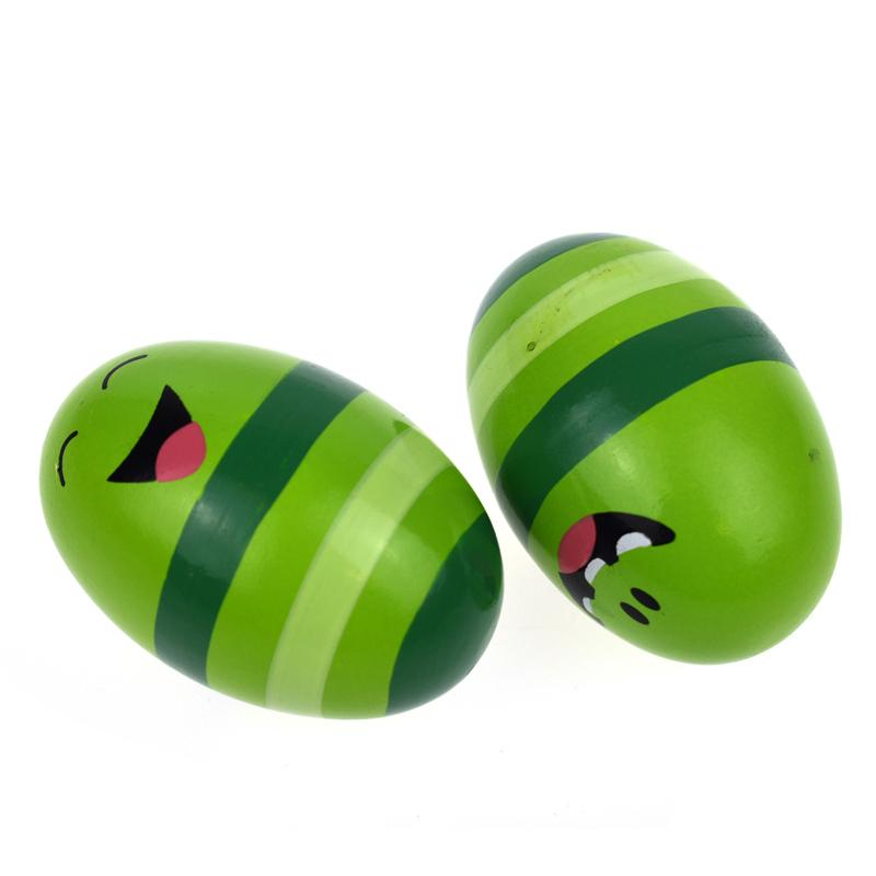 Koala Dream Egg Shaker Green
