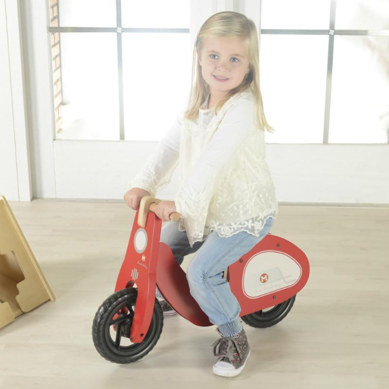 Masterkidz Balance Scooter - Red