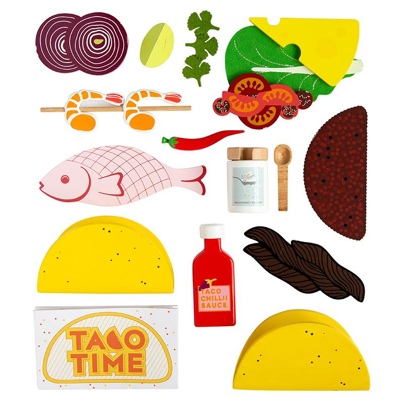 Make Me Iconic Taco Time