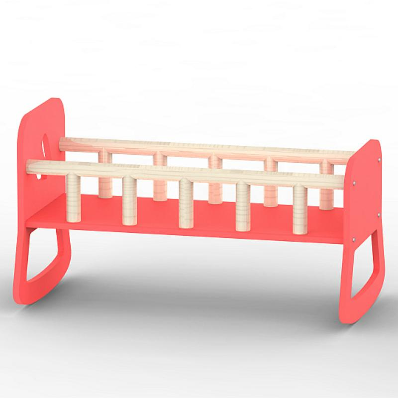 Moover Line Cradle - Warm Red