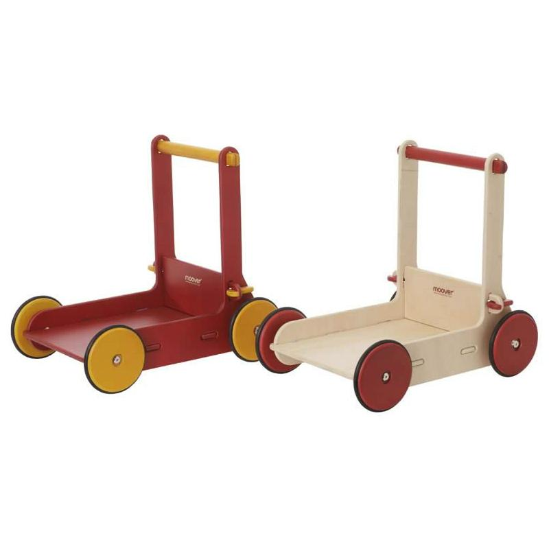 Moover Baby Walker Red