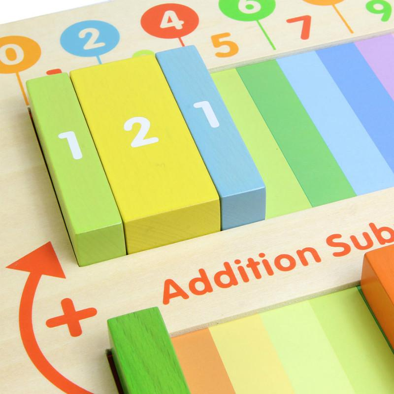 Masterkidz Addition Subtraction Learning Board
