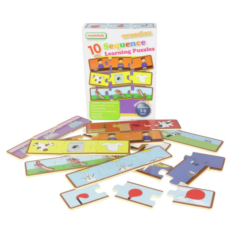 Masterkidz Sequence Learning Puzzles