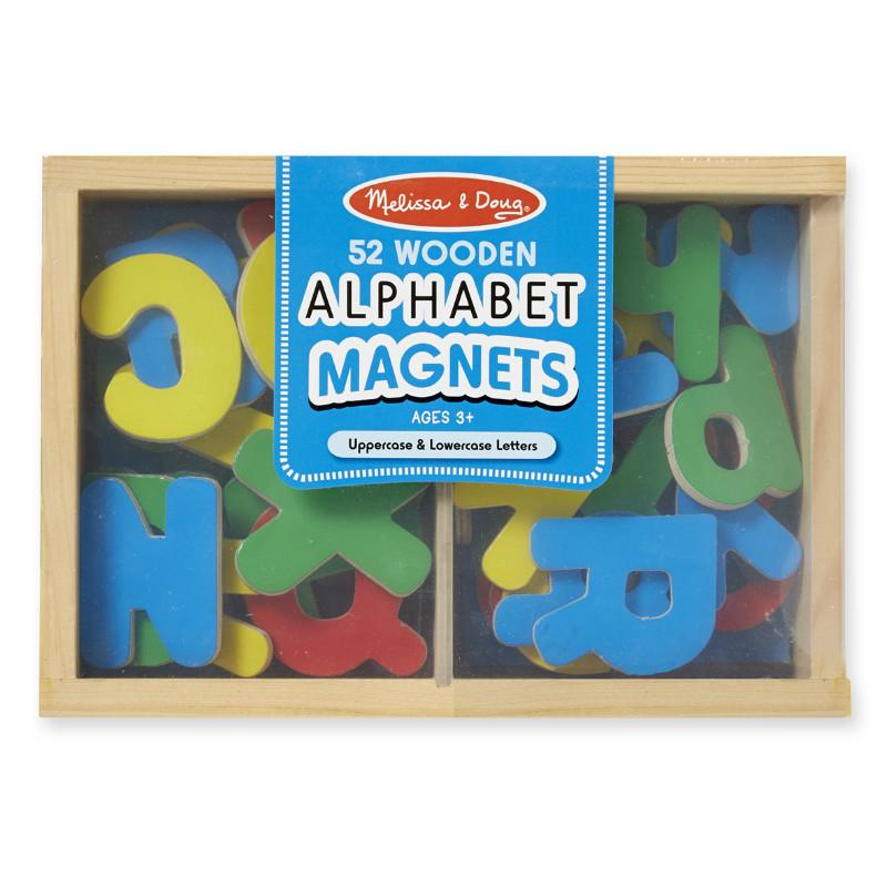 Melissa & Doug Alphabet Magnets