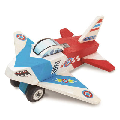 Melissa & Doug Decorate Your Own Plane