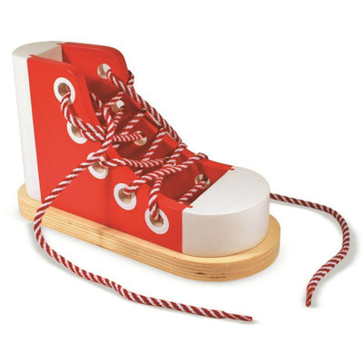 Melissa & Doug Lacing Shoe
