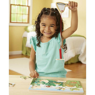 Melissa & Doug Magnetic Bug Catching Game