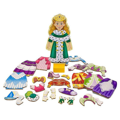 Melissa & Doug Princess Elise Magnetic Dress Up
