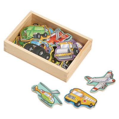 Melissa & Doug Vehicle Magnets