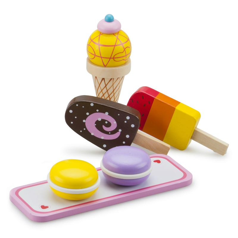 New Classic Toys Ice Cream Selection
