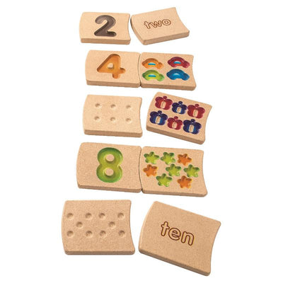 PlanToys Numbers 1-10 Even