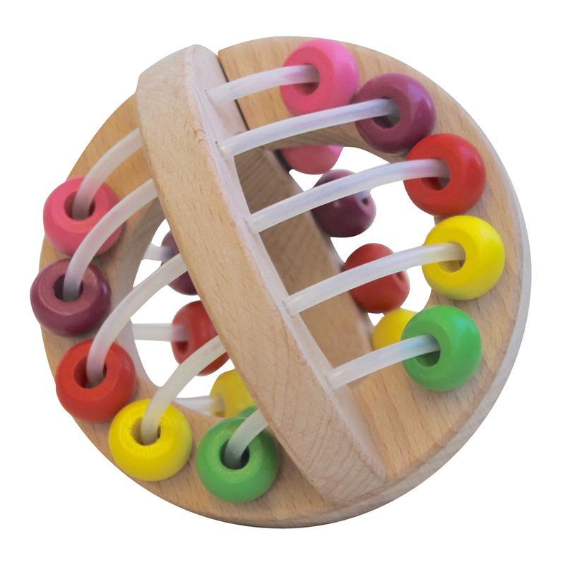 Discoveroo Wooden Play Ball Beads