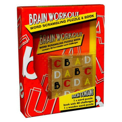 Brain Workout - Word Scrambling