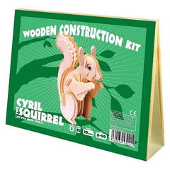Cyril the Squirrel Construction Kit