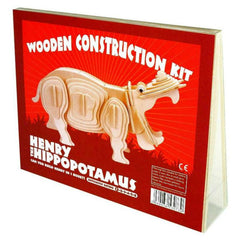 Henry the Hippo Construction Kit