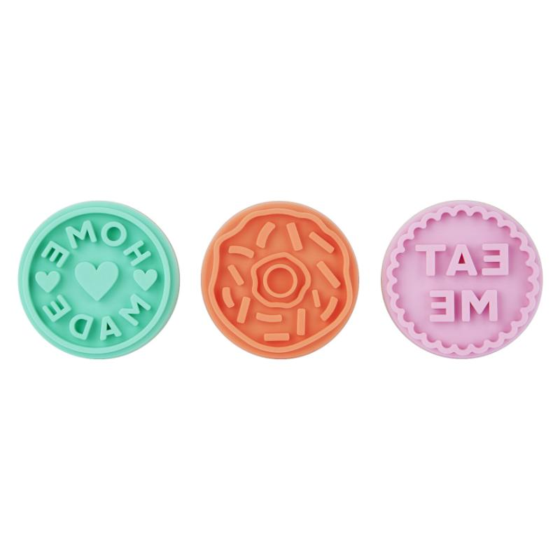 Cookie Stamps Sweet Tooth Set of 3