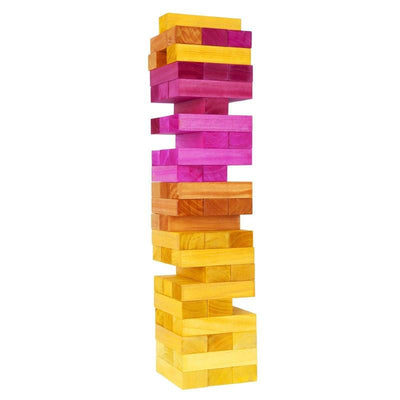 Sunnylife Travel Jumbling Tower Malibu pieces out
