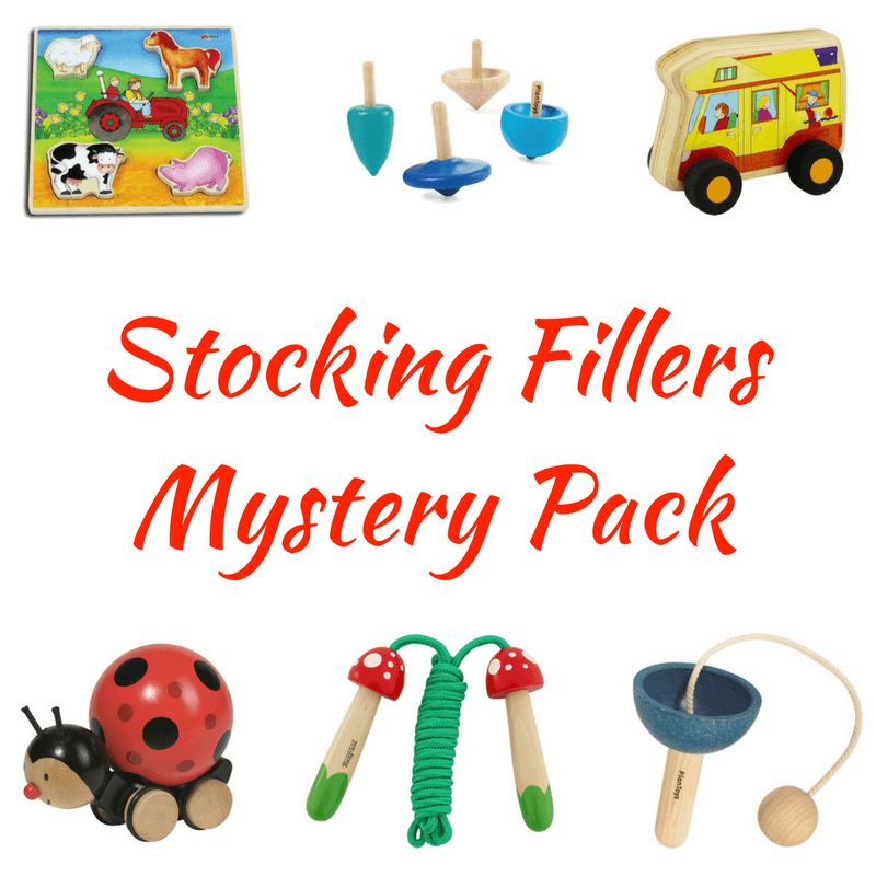 Wooden Wonderland Stocking Fillers Mystery Pack