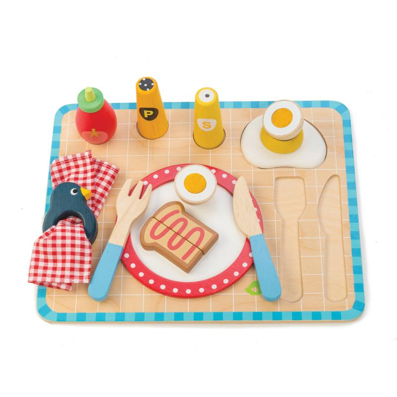 Tender Leaf Toys Breakfast Tray