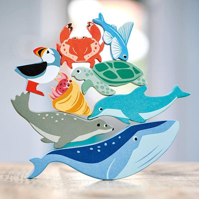 Tender Leaf Toys Flying Fish Sea Creatures