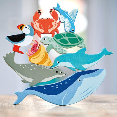 Tender Leaf Toys Whale Sea Creatures