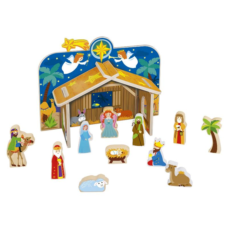 Tooky Toy The Nativity Scene