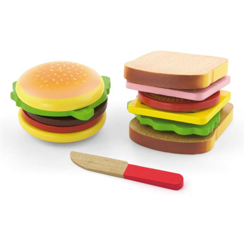 Hamburger & Sandwich