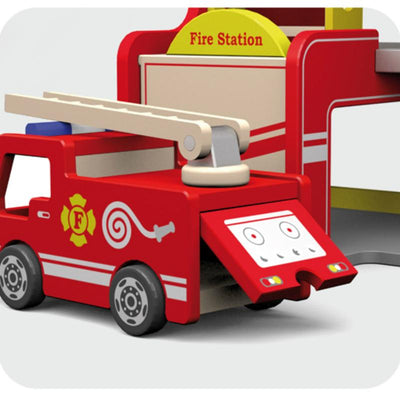 Viga Fire Station