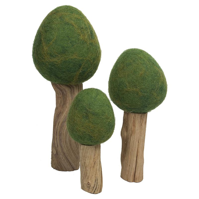 Papoose Toys Summer Trees