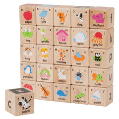 Wonder ABC Blocks